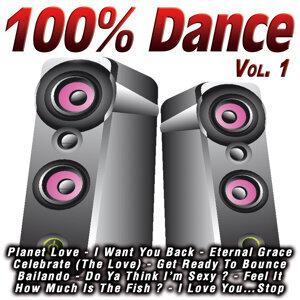 100% Dance Vol.1