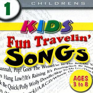 Kids Fun Travellin' Songs Volume 2