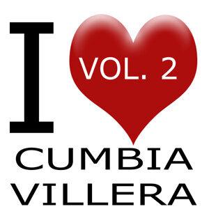 I love Cumbia Villera Vol 2