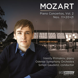 Mozart Piano Concertos, Vol. 2