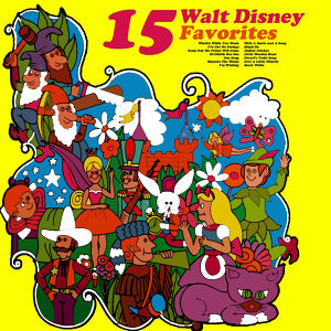 15 Walt Disney Favourites