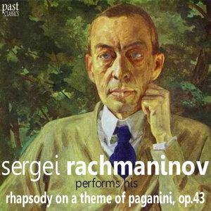 Sergei Rachmaninov Performs His Rhapsody on a Theme of Paganini, Op. 43