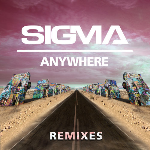 Anywhere - Remixes