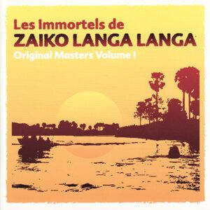 Les Immortels de Zaiko Langa Langa - Original Masters Volume 1