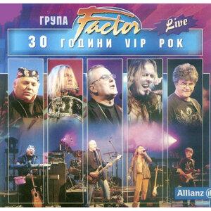 30 Years Vip Rock (Live)