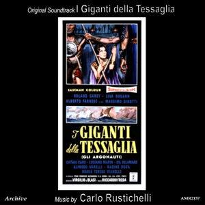OST I Giganti Della Tessaglia