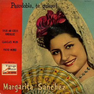 "Vintage Spanish Song Nº60 - EPs Collectors ""I Love Pasodoble"""