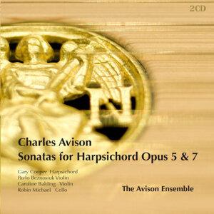 Avison: Harpsichord Sonatas, Op. 5 & 7