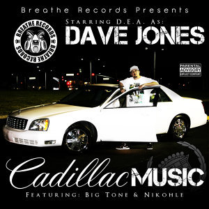 Dave Jones: Cadillac Music