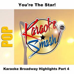 Karaoke Broadway Highlights Part 4