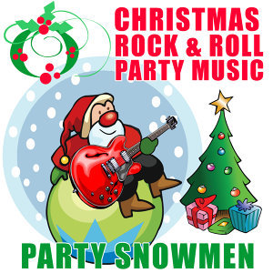 Christmas Rock & Roll Party Music