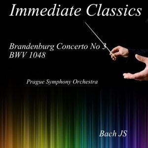 Bach: Brandenburg Concerto No. 3, BWV 1048