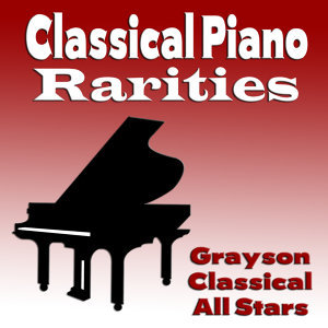 Classical Piano Rarities