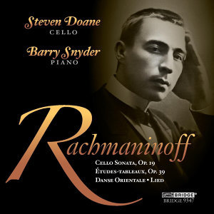 Rachmaninoff: Music for Cello and Piano