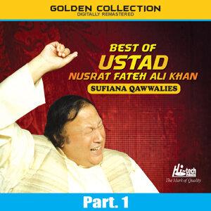 Best of Ustad Nusrat Fateh Ali Khan (Sufiana Qawwalies) Pt. 1
