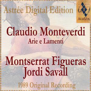 Claudio Monteverdi: Arie E Lamenti