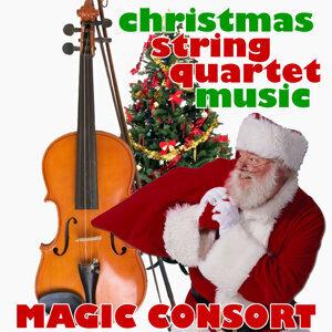 Christmas String Quartet Music