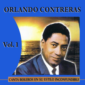 Canta Boleros En Su Estilo Inconfundible Volume 1
