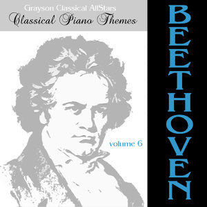 Classical Piano Themes Beethoven Volume 6