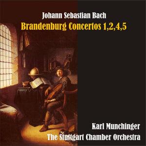 Bach: Brandenburg Concertos No. 1,2,4,5