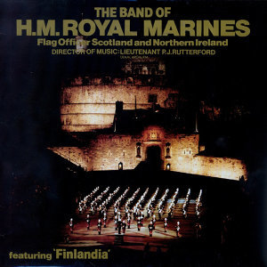The Band of H.M. Royal Marines