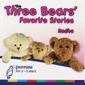 The Three Bears' Favorite Stories