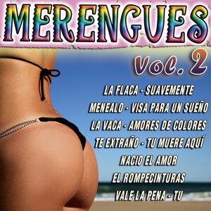 Merengues Vol.2