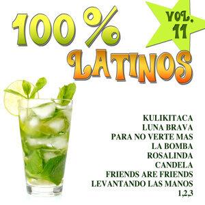 100% Latinos Vol.11