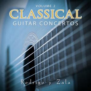 Classical Guitar Concertos Vol 2
