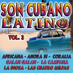 Son Cubano Latino Vol.3