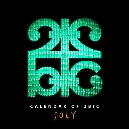 Calendar of 2BIC (July)