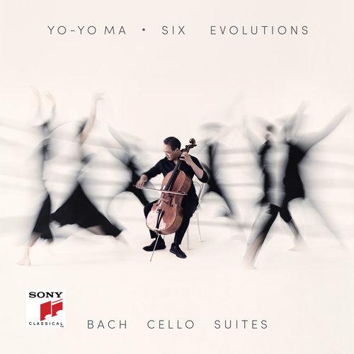 Six Evolutions - Bach: Cello Suites (巴哈:無伴奏大提琴組曲) - 2018年全新錄製