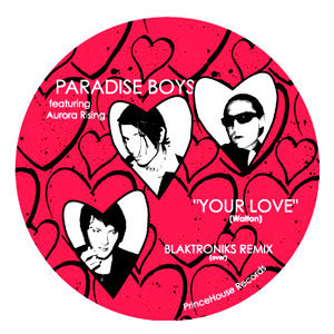 "Your Love / Gonna Make You Mine 12""s"
