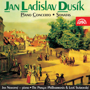 Dusik: Concerto for Piano and Orchestra, Sonatas