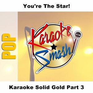 Karaoke Solid Gold Part 3