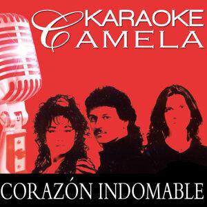 Karaoke Camela Solo Por Ti Playback