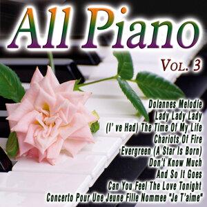 All Piano Vol. 3