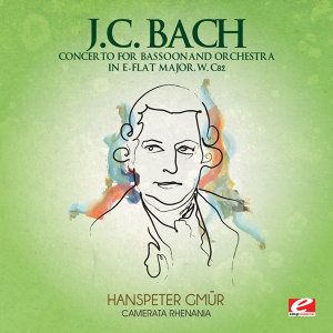 J.C. Bach: Concerto for Bassoon & Orchestra in E-Flat Major, W. C82 (Digitally Remastered)