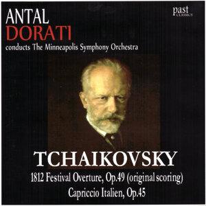 Tchaikovsky: 1812 Festival Overture, Capriccio Italien