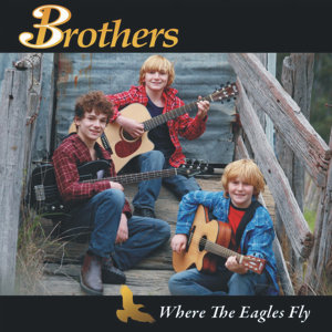 Where The Eagles Fly