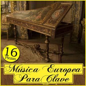 16 Piezas De Música Clásica Europea Para Clave