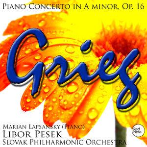 Grieg: Piano Concerto in A minor, Op. 16
