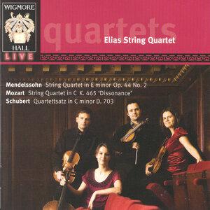 Mendelssohn, Mozart & Schubert: Elias String Quartet - Wigmore Hall Live