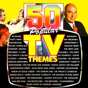 50 Popular TV Themes