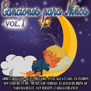 Canciones Para Niños Vol.1