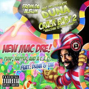 Pimp, Rapper & C.E.O. - Single