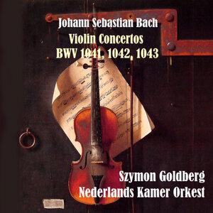 Bach: Violin Concertos BWV 1041, 1042, 1043