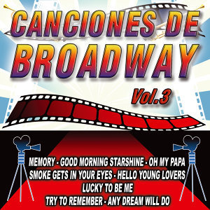 Broadway's  Songs Vol. 3