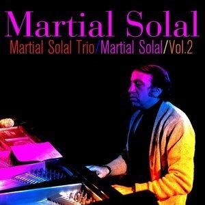 Martial Solal Trio / Martial Solal, Vol. 2