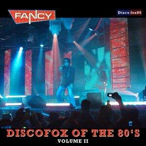 DiscoFox of the 80's, Vol. 2